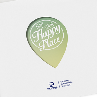 Find Your Happy Place Brochure