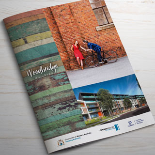 Woodbridge on Green Brochure